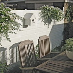 farby do ogrodzenia białe
