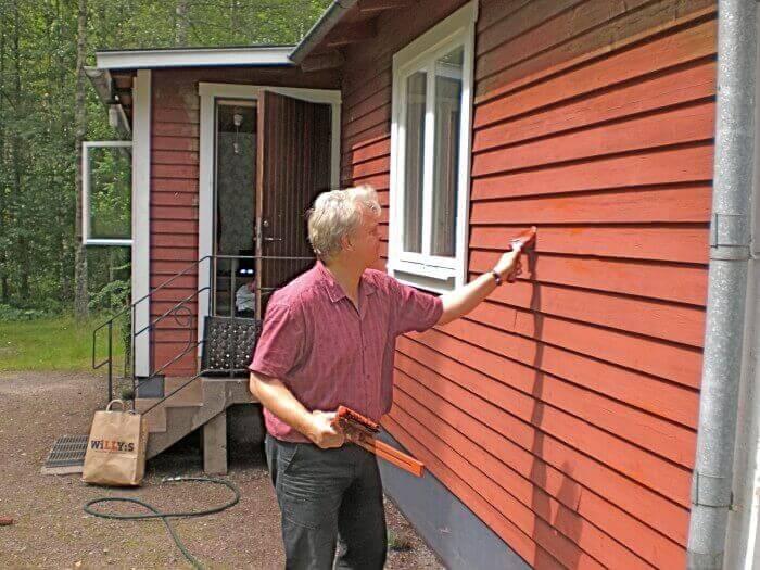pure paint ecological wood paint